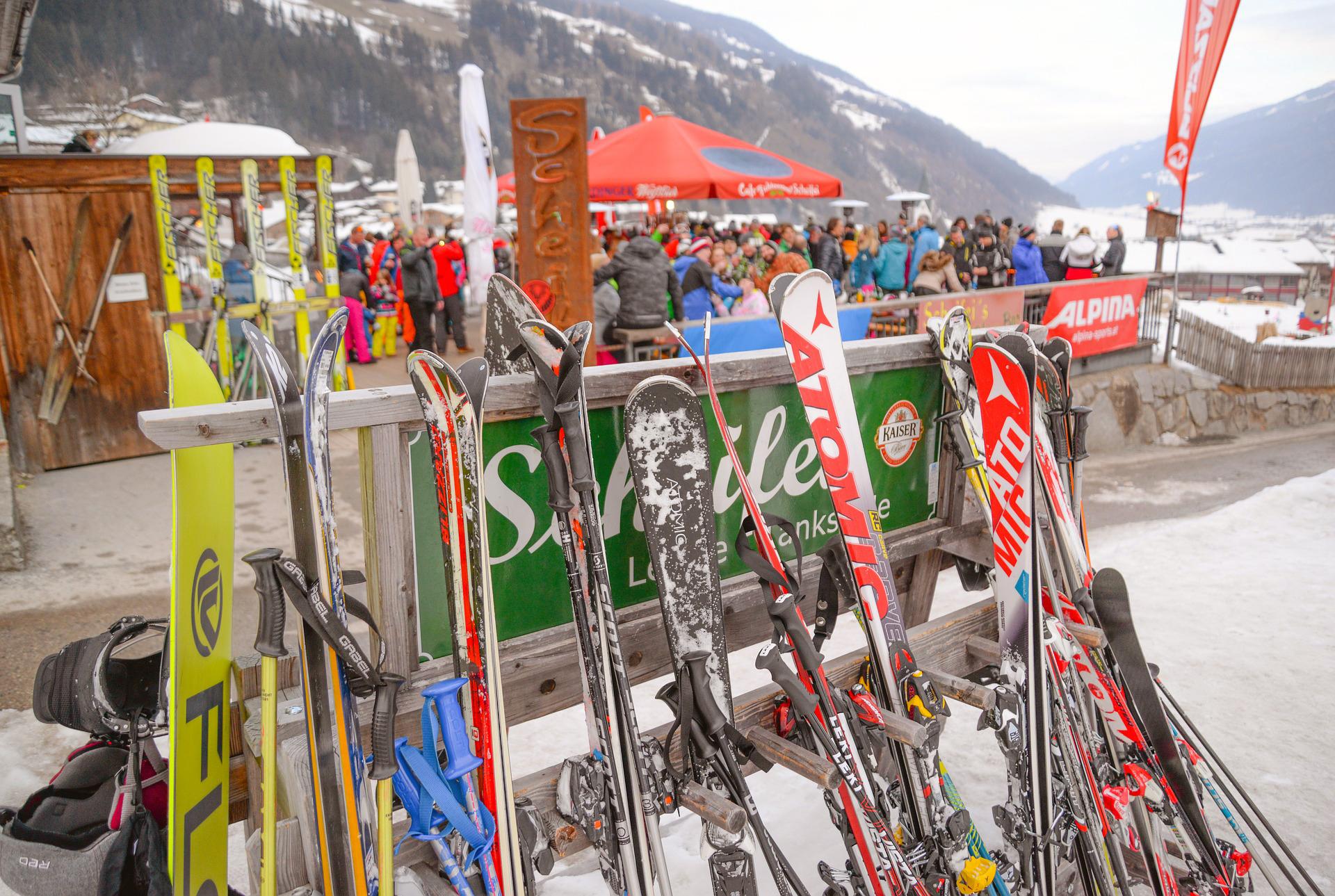Ideeën voor een onvergetelijk après-ski feest in eigen tuin!