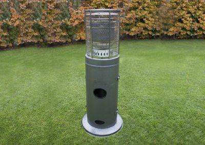 Lounge heater  40,-