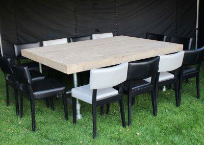Luxe stoelen  2,50,-
