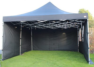 Losse partytent 5×5  150,-